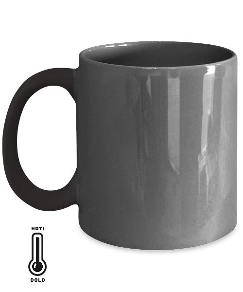 Heat mug left